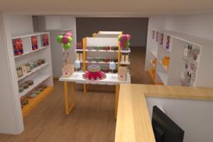 diseño de tienda doña elsa